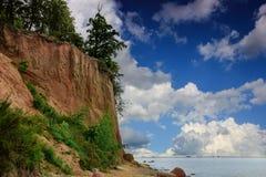 Ο απότομος βράχος owo OrÅ ', στοκ φωτογραφίες με δικαίωμα ελεύθερης χρήσης