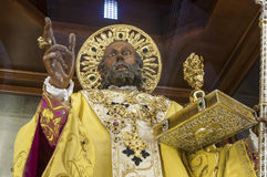 Ο αριθμός του Άγιου Βασίλη 2 Στοκ Φωτογραφίες