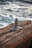Ο αριθμός των χαλικιών στην παραλία Στοκ εικόνες με δικαίωμα ελεύθερης χρήσης