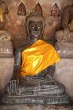 ο αρχαίος Βούδας Στοκ φωτογραφία με δικαίωμα ελεύθερης χρήσης