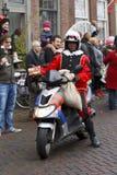 Ο αστυνομικός μοτοσικλετών έντυσε στο κοστούμι Στοκ φωτογραφία με δικαίωμα ελεύθερης χρήσης