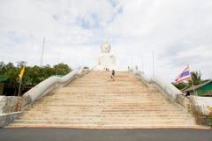 Ο ατελής ναός του μεγάλου Βούδα στοκ φωτογραφία με δικαίωμα ελεύθερης χρήσης