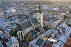 Ο λατινικός καθεδρικός ναός Στοκ φωτογραφία με δικαίωμα ελεύθερης χρήσης