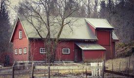 1807 1885 19$ο αυθεντικό κτηρίων αιώνα πόλεων κολπίσκου τοποθετημένο Μισσούρι σπιτιών αγροτικής ιστορίας ημερομηνίας hodge χωριό  Στοκ Εικόνες