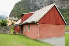 1807 1885 19$ο αυθεντικό κτηρίων αιώνα πόλεων κολπίσκου τοποθετημένο Μισσούρι σπιτιών αγροτικής ιστορίας ημερομηνίας hodge χωριό  Στοκ Φωτογραφίες