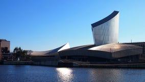 Ο αυτοκρατορικός Βορράς πολεμικών μουσείων, μεγαλύτερο Μάντσεστερ UK Στοκ εικόνες με δικαίωμα ελεύθερης χρήσης
