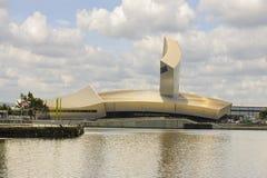 Ο αυτοκρατορικός Βορράς πολεμικών μουσείων Στοκ Εικόνες