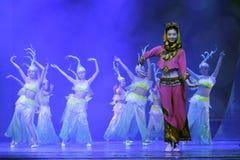 Ο λαϊκός χορός νότιων fujian επαρχιών Στοκ εικόνες με δικαίωμα ελεύθερης χρήσης