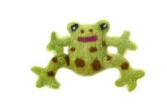 ο βάτραχος Στοκ εικόνα με δικαίωμα ελεύθερης χρήσης