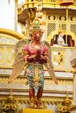 Ο βασιλικός νεκρικός βασιλιάς Rama πυρών ο 9ος της Ταϊλάνδης στοκ φωτογραφία