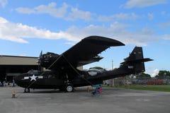 2$ο βομβαρδιστικό αεροπλάνο WW στη ημέρα μνήμης επίδειξης Στοκ εικόνες με δικαίωμα ελεύθερης χρήσης