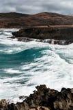 ο Βορράς ακτών του Aruba Στοκ φωτογραφίες με δικαίωμα ελεύθερης χρήσης