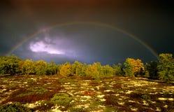 ο Βορράς εδάφους Στοκ Εικόνα