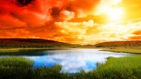ο Βορράς λιμνών στοκ φωτογραφίες με δικαίωμα ελεύθερης χρήσης