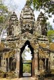 ο Βορράς πυλών της Καμπότζη Στοκ φωτογραφία με δικαίωμα ελεύθερης χρήσης