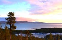 Ο Βορράς φθινόπωρο τελών έτος του 2015 Στοκ φωτογραφίες με δικαίωμα ελεύθερης χρήσης