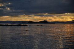 Ο Βορράς Berwick Στοκ Εικόνα