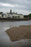 Ο Βορράς Devon UK Barnstaple Στοκ εικόνα με δικαίωμα ελεύθερης χρήσης