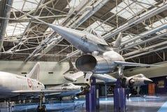 Ο Βορράς 1500 02 Griffon 02 στο μουσείο της αστροναυτικής και Avia Στοκ Εικόνα