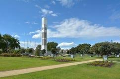 Ο Βορράς Palmerston - Νέα Ζηλανδία - το τετράγωνο Στοκ φωτογραφία με δικαίωμα ελεύθερης χρήσης