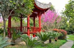 Ο βοτανικός κήπος Στοκ Φωτογραφίες