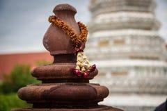 Ο βουδιστικός ναός Wat Arun στη Μπανγκόκ Στοκ Εικόνες