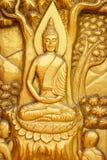 ο Βούδας χάρασε Στοκ φωτογραφία με δικαίωμα ελεύθερης χρήσης