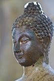 Ο Βούδας αποσυντέθηκε κεφάλι Στοκ Φωτογραφία