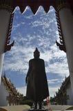 Ο Βούδας ευλογεί τη Marian Στοκ φωτογραφίες με δικαίωμα ελεύθερης χρήσης
