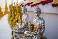 Ο Βούδας τακτοποιείται Στοκ εικόνα με δικαίωμα ελεύθερης χρήσης