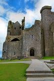 Ο βράχος Cashel στη κομητεία Tipperary στη Δημοκρατία της Ιρλανδίας Στοκ Εικόνες