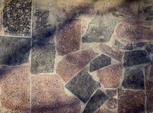 Ο βρώμικος τοίχος γρανίτη μπορεί να χρησιμοποιήσει για το υπόβαθρο Στοκ Φωτογραφίες