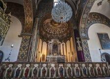 Ο βωμός του καθεδρικού ναού Etchmiadzin Στοκ εικόνα με δικαίωμα ελεύθερης χρήσης