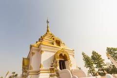 Ο βόρειος ναός της Ταϊλάνδης Στοκ Εικόνα