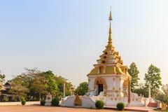 Ο βόρειος ναός της Ταϊλάνδης Στοκ φωτογραφίες με δικαίωμα ελεύθερης χρήσης