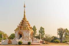 Ο βόρειος ναός της Ταϊλάνδης Στοκ Φωτογραφίες