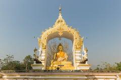 Ο βόρειος ναός της Ταϊλάνδης Στοκ εικόνες με δικαίωμα ελεύθερης χρήσης