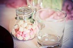 Ο γάμος σας ευχαριστεί δώρα Στοκ Φωτογραφίες