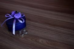 Ο γάμος χτυπά την εξάρτηση Στοκ Εικόνες