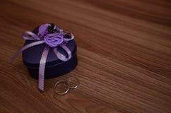Ο γάμος χτυπά την εξάρτηση Στοκ εικόνα με δικαίωμα ελεύθερης χρήσης