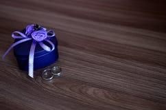 Ο γάμος χτυπά την εξάρτηση Στοκ Εικόνα
