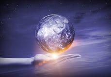 Ο γήινος πλανήτης μας Στοκ φωτογραφία με δικαίωμα ελεύθερης χρήσης