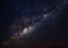 Ο γαλακτώδης τρόπος είναι ο γαλαξίας μας Στοιχεία αυτού Στοκ Εικόνες