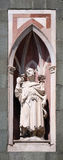 Ο γενειοφόρος προφήτης, καθεδρικός ναός της Φλωρεντίας Στοκ φωτογραφία με δικαίωμα ελεύθερης χρήσης