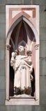 Ο γενειοφόρος προφήτης, καθεδρικός ναός της Φλωρεντίας Στοκ Εικόνα