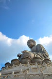 Ο γιγαντιαίος Βούδας Στοκ Εικόνες