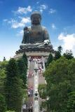 Ο γιγαντιαίος Βούδας Στοκ Φωτογραφίες