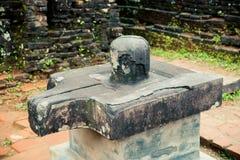 Ο γιος μου, αρχαία ινδά tamples Στοκ Εικόνα