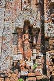 Ο γιος μου, παγκόσμια κληρονομιά της ΟΥΝΕΣΚΟ του Βιετνάμ Στοκ εικόνα με δικαίωμα ελεύθερης χρήσης