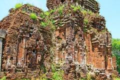 Ο γιος μου, παγκόσμια κληρονομιά της ΟΥΝΕΣΚΟ του Βιετνάμ Στοκ Φωτογραφία